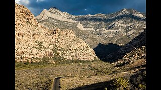 Red Rock Canyon Scenic Drive now closed
