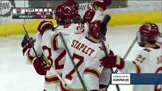 DU hockey talks lost season, bright future