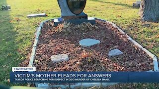 Mother begs for information in Chelsea Small murder case