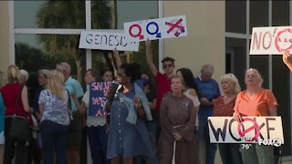 Debate over transgender policy at the Lee County School District