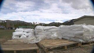 Grand County residents receive sandbags ahead of more rain