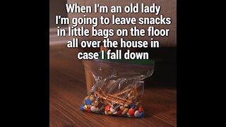 Snacks on the Floor [GMG Originals]