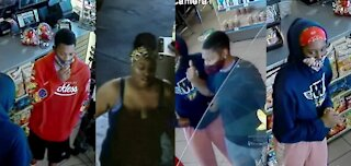 LVMPD need public's help locating these people of interest