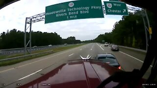 This Terrifying Dash Cam Video Will Make Your Heart JUMP!!!