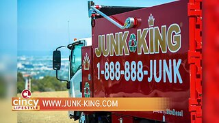 De-Clutter Your Life with Junk King