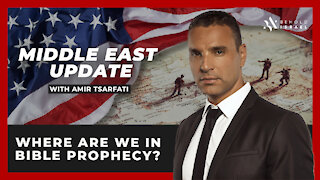 Amir Tsarfati/ Where are we in Bible Prophecy?