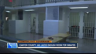 High-risk suspects being released due to Canyon County Jail's overcrowding
