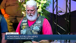Collinsville Officer Laid to Rest