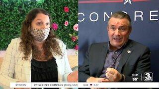 Race for Congress - Bacon vs. Eastman