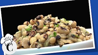 How to Cook Black-eyed Peas on the Stove: An Easy, Healthy Recipe!