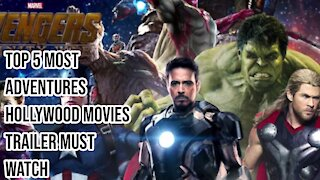 Top 5 Hollywood Movies You Must See