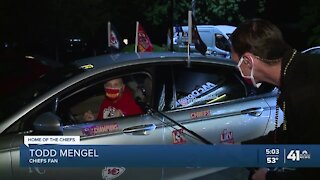 Chiefs fans talk Red Friday