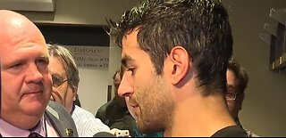 Max Pacioretty talks about Cody Glass