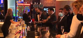 Circa hosts VIP, black tie event ahead of public grand opening at midnight