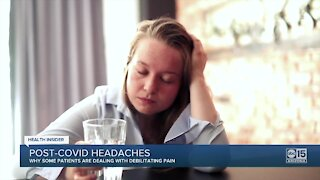 COVID-19 and headaches: What you need to know