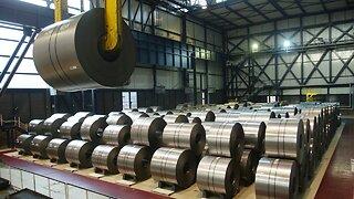 Trump Administration To Reduce Tariffs On Steel From Turkey