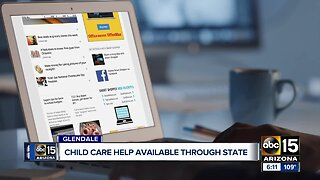 Child care help available through state