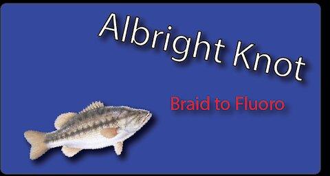 Albright Knot Tutorial