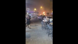 HORRIFIC Footage Emerges From Israel as Hamas Fires Rockets at Country