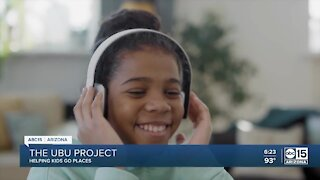 Helping Kids Go Places: UBU Project