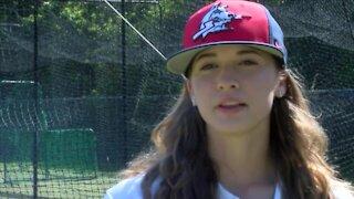 Oxbridge female shortstop is making waves