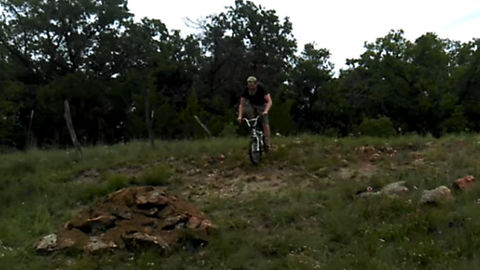 Buckle Up For Dad's Epic FAIL At BMX