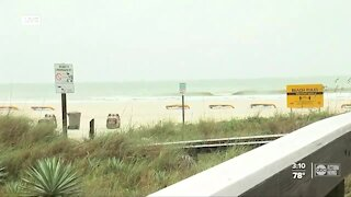 Pinellas County prepares for Tropical Storm Eta