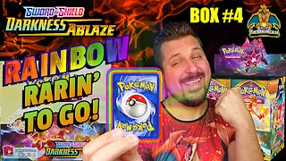 Darkness Ablaze Booster Case (Box 4) | Charizard Hunting | Pokemon Cards Opening