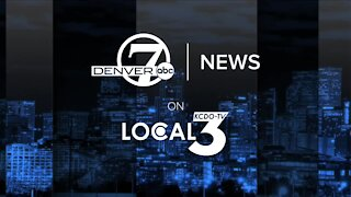 Denver7 News on Local3 8 PM   Wednesday, May 19