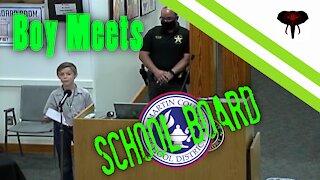 Martin County School Board Emergency Meeting - 5/12/21 - John Provenzano