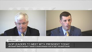 GOP leaders to meet with President Trump Friday