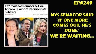 Two more women accuse Gov. Andrew Cuomo of inappropriate behavior