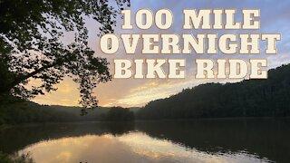 100 Mile Overnight Bike Ride | New River Trail State Park