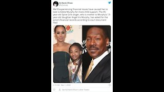 Mel B Plans On Asking Eddie Murphy For More Child Support