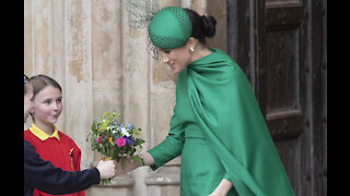 Duchess Meghan says she was not 'allowed' to speak with Oprah Winfrey before the royal wedding