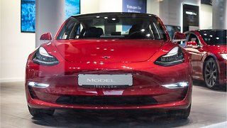 Tesla Is Creating A Large Market Share For Electric Cars