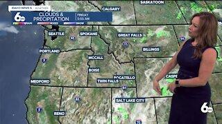 Rachel Garceau's Idaho News 6 forecast 7/23/21