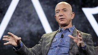 Amazon's Jeff Bezos Announces He'll Travel To Space