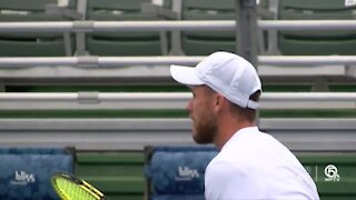 Double dipping at Delray Beach Open