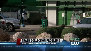 Trash Collection Problems