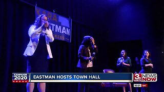Kara Eastman hosts town hall with Rep. Pramila Jayapal