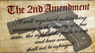 Second Amendment ( poem by Patriotic Poet )