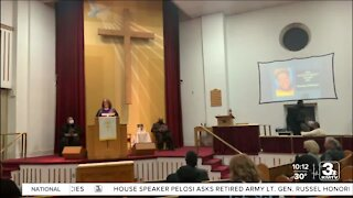 Community members who reflect MLK's values honored in Sunday service
