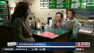 We're Open Omaha: Szechuan Express