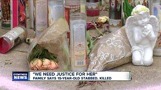 Family says 15-year-old stabbed, killed