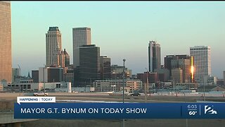 Mayor G.T. Bynum on Today Show
