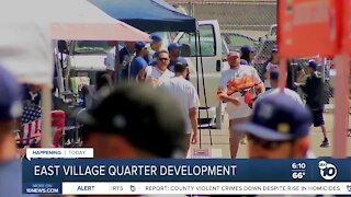 Tailgate park development plans