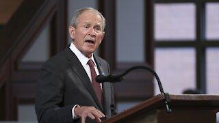 Former President George W. Bush Congratulates Biden On Victory