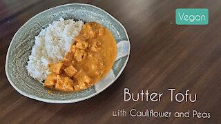 How To Make: Vegan Butter Tofu