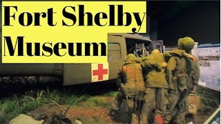 2020 Trip to Paul B Johnson & Fort Shelby Museum - ep2